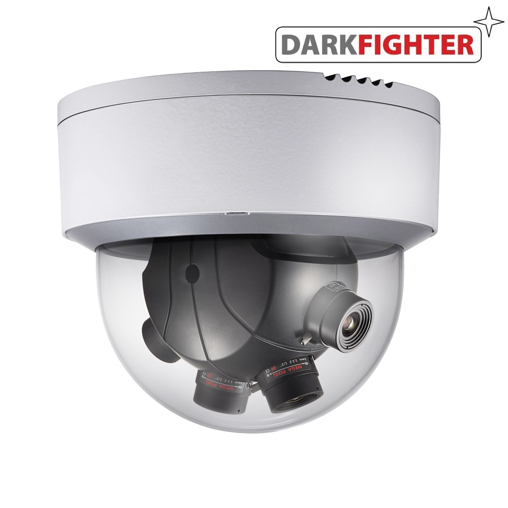 hikvision ds 2cd6986f 4k darkfighter 8mp panoramic dome ip camera 1140. Black Bedroom Furniture Sets. Home Design Ideas