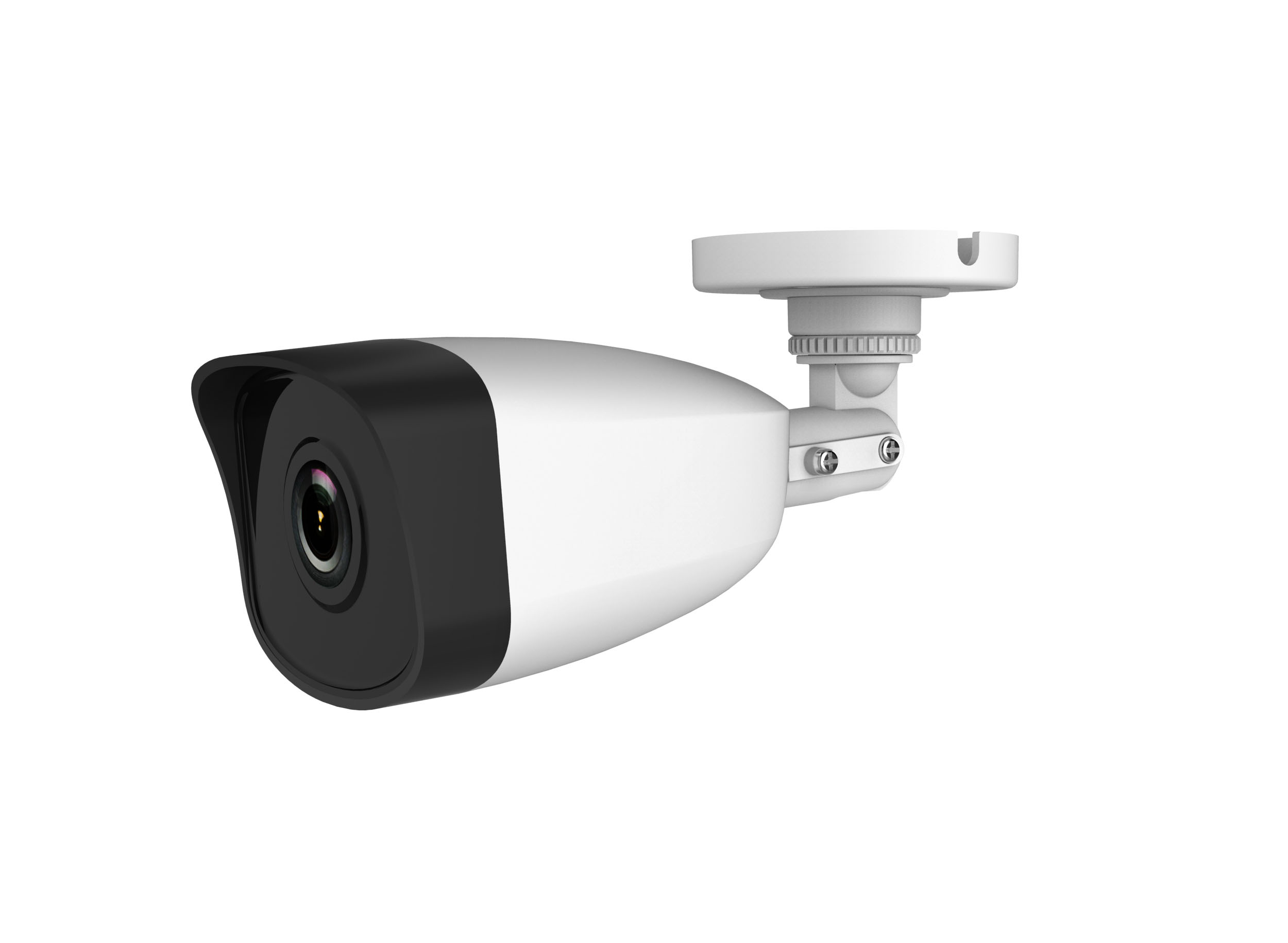 Hikvision Hiwatch 1-4 camera 4MP IP CCTV Camera Kit