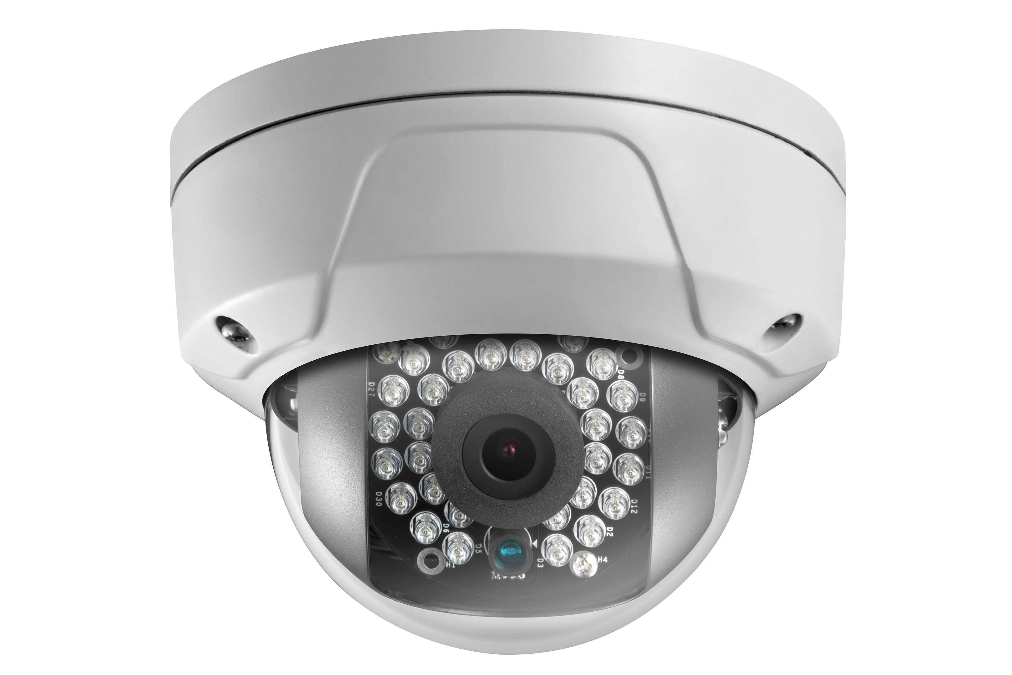 hikvision hiwatch ipc d140 4mp ip vandal dome camera with 30m ir and poe. Black Bedroom Furniture Sets. Home Design Ideas