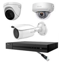 Hilook 5mp I{P CCTV Kit (Motorized)