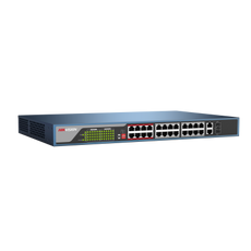 Hikvision DS-3E0326P-E 24 Port PoE Switch