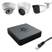 Hikvision Hiwatch IP Cameras, NVRs and Kits : CCTV Kits