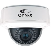 OYN-X 4MP IP Vandal Proof Dome camera with motorized varifocal zoom lens + POE