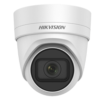 Hikvision DS-2CD2H55FWD-IZS 5MP motorized varifocal IP Turret camera with POE