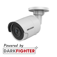 Hikvision DS-2CD2045FWD-I Mini Bullet Network Camera with DarkFighter Technology 2.8mm