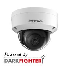 Hikvision DS-2CD2145FWD-I 4MP IP Vandal Dome Camera (30m IR)  with DarkFighter Technology