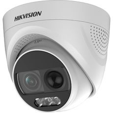 Hikvision 'Turbo X' DS-2CE72DFT-PIRXOF full time colour and siren