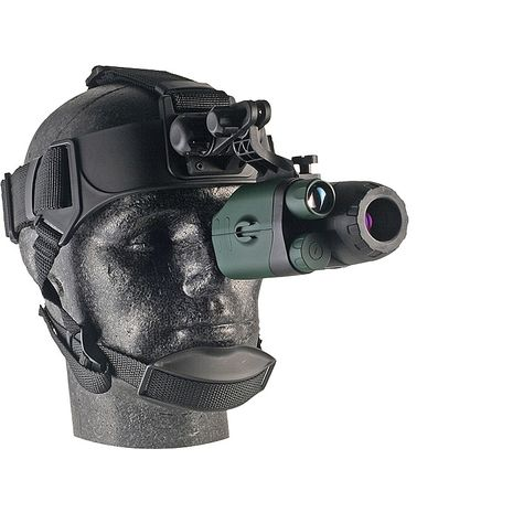 Yukon Advanced Optics NVMT Spartan 1x24 Goggle Kit