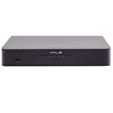 VALE Pro Series - 8 Channel (8 POE) Compact 4K NVR