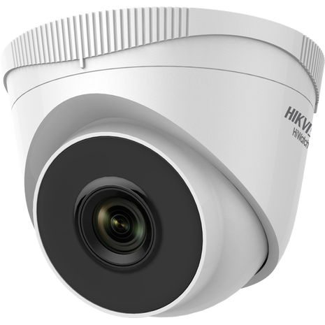 Hikvision Hiwatch HWI-T220 2MP IP turret dome camera with 30M IR + POE