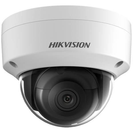 Hikvision DS-2CD2123G0-I 2MP IP Vandal Dome Camera with Fixed Lens