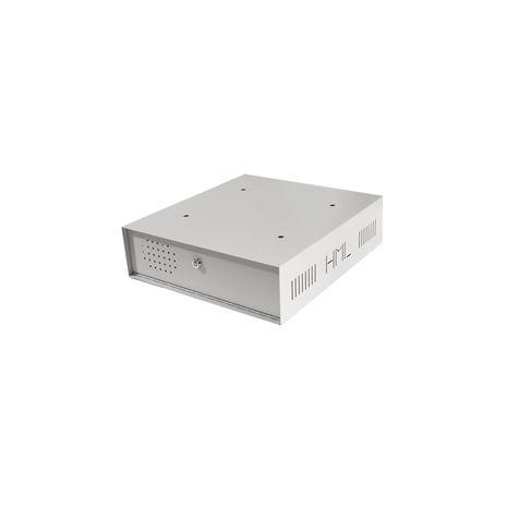 HAY-LDVR1-F compact Lockable DVR Enclosure with 12V fans
