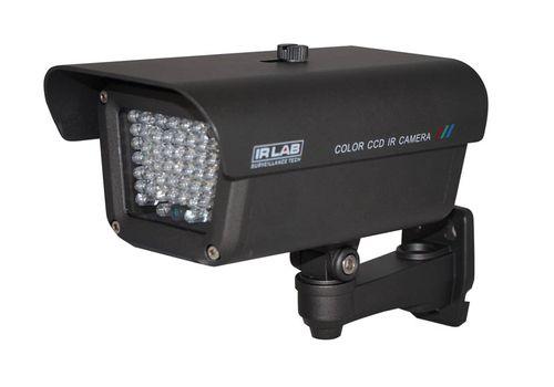 25 Metre range IR LED flood lamp