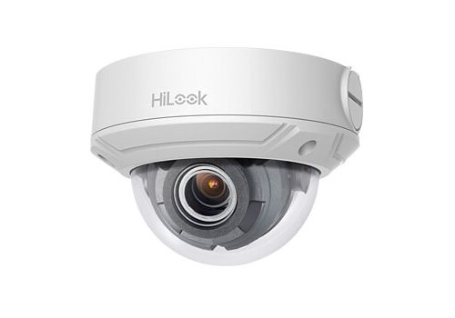 Hikvision HiLook IPC-D650H-Z 5MP IP Motorized Zoom Vandal Dome Camera with 30m IR & POE