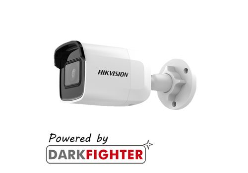 Hikvision DS-2CD2065G1-I Fixed Lens 2.8mm Mini Bullet Network Camera with DarkFighter Technology