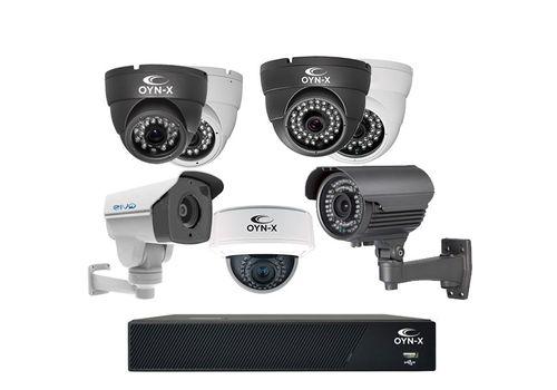 OYN-X 2-4 Cam (HD-TVI) Kit Builder - 2MP/1080N