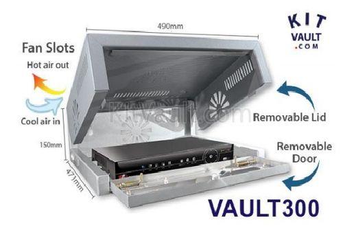 DVR/NVR Enclosure Medium