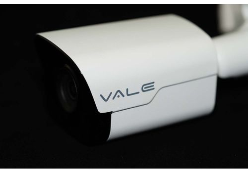 Vale Pro Series - 5MP 4 Channel IP CCTV Kit Builder with Super Starlight Sensors