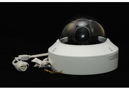 VALE Pro Series - 5MP WDR Starlight (Motorized) VF Vandal-resistant Network IR Fixed Dome Camera