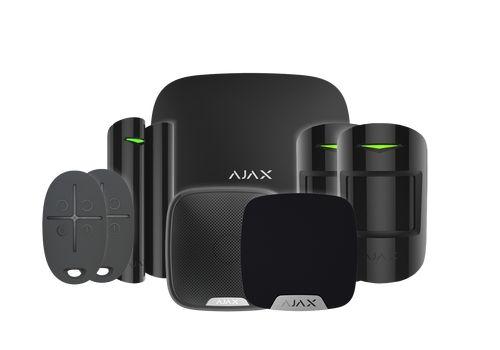 Ajax Kit 1 Plus - House with keyfobs