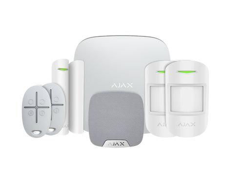 Ajax Kit 2- Apartment with keyfobs
