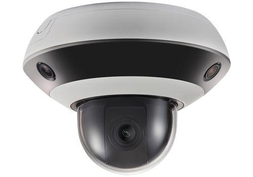 Hikvision DS-2PT3326IZ-DE3 mini PanoVu 350 degree + PTZ camera